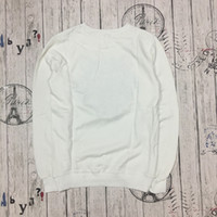 Wholesale Long Heavy Hair - A Piece Of Generation Hair European Tide Brand Heavy Embroidery Tiger Head Embroidery Sweater Men And Women Autumn And Winter Plumule Coil S