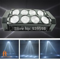 spider forest - FT80W W Forest DMX512 W Powerful White color Moving Head Spider LED stage Light show light events light