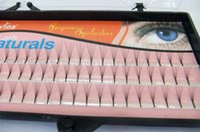 Wholesale Specials Lashes - Navina False Eyelashes Eye Makeup 8mm 10mm 12mm Individual Eyelash Extension Special Beautiful Gorgeous Eyelash Handmade Fake Eyelashes