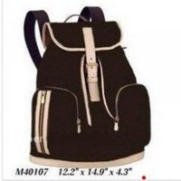 Wholesale Designer Brand Messenger Bags - 2015 New Fashion Famous Designers Brand L Backpack Messenger bag letter printing Backpack