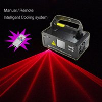 Gros-Nouvelle SUNY 100mW distance laser rouge Stage Lighting Scanner DJ Disco Party Afficher Effet lumineux LED Projecteur Full Color Fantastique