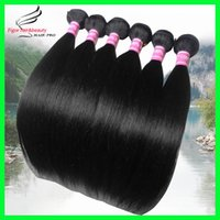 Wholesale Cheap Wholesale Products Free Shipping - Brazil Straight Hair Products, Cheap Brazilian Hair Human, 50g bundles, 6bundles lot, Factory Outlet Price,12inch-30inch Free Shipping
