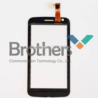 Wholesale Atrix Digitizer - Wholesale-Wholesale New High Quality Front Outer Touch Screen Glass Digitizer Replacement Part For Motorola Atrix MB860 4G Free Shipping