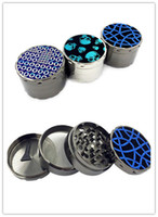 Coolest Herb Grinder Tobacco Hot Sale metal 56 * 40mm charuto Spice Crusher Cigarette Rolling Machine Rubblet rotativa tubo Frete Grátis