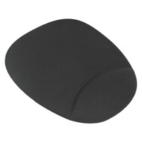 Wholesale Brand Computer Mouse - Manufacturer Wholesales 100% Brand Silica Gel Mouse Pad with Wrist Rest Support Mat for Computer&Laptop-MO501-Customized Negotiable