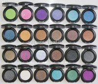 Wholesale Mirror Names - Professional Wholesale makeup - 2016 New Hot 1.5 g eye shadow with English name * Brushless no mirror 24 colors (24pcs lot)frees shipping