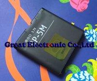 Wholesale Bp Mobile - 10pcs,BP-5M bp5m 5m replacement rechargeable Cellphone lithium battery mobile phone battery for nokia 6500 5610 5610XM 5700 7390 6220c