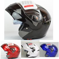 Wholesale China Flip Up Helmets - Wholesale-free shipping the china man casco capacets motorcycle helmet flip up motocross racing urban helmet XS S Size man women helmets