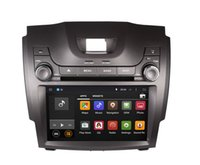 Wholesale Sat Nav Charger - Android 4.4 Car DVD Player GPS Navigation for Chevrolet S10 2013 with Radio Bluetooth USB SD AUX Video Sat Nav GPS Navigator