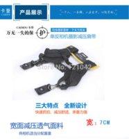 Wholesale Double Shoulder Belt Strap - Free shipping Professional Quick Strap Double Shoulder Belt Strap Neck Strap for SLR DSLR strap lanyard
