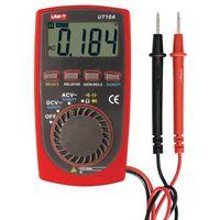 Wholesale Pocket Multimeter - UNI-T Portable Pocket Auto Range Digital Multimeters UT10A Frequency capacitance multimeter