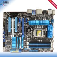 Wholesale Asus 1155 - Wholesale-For Asus P8Z68-V PRO Original Used Desktop Motherboard For intel Z68 Socket LGA 1155 DDR3 ATX USB3.0