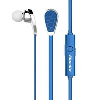 Wholesale Bluetooth Headset Multi Point - Bluedio N2 Bluetooth Earphones with Mic Handsfree Headset HIFI Sport Stereo In Ear Headphone Multi-point Sweat Proof