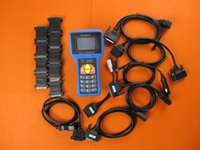 Wholesale renault immo tool for sale - Group buy car key code scanner car key programmer tool t300 For Multi Cars T Auto Transponder Key By Read ECU IMMO Spanish English