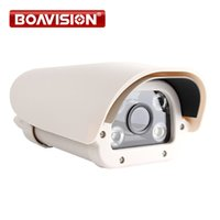 Wholesale License Plate Ccd Camera - 8 Inch 700TVL 6-22mm Auto Iris Lens Analog Parking Lot,Car License Plate Capture Camera With White Light Leds,Waterproof,Day Night