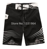 Wholesale Outdoor Swimwear - Wholesale-2016 Bermudas Swimwear Men Brand Board Shorts Surf Bermuda Designer Beach Pants Fashion Swimming Trunks Quick-drying Outdoor