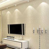 moderno papel pintado del damasco de vinilo pvc con textura en relieve dormitorio damasco papel para pared beige wallpaper wallpaper negro rosa wallpaper