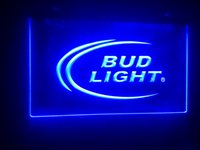 b-08 Bud Lite Cerveza Pub Bar Club Logo LED Neon Light Sign
