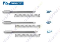 Wholesale Cutter Plotter Blades - 15pcs HQ blades for Graphtec CB09 Cutter Cutting Plotter 5*30+5*45+5*60