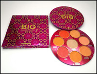 Wholesale Natural Books - new Big Blush Book 3 AUTHENTIC 7 Blushes & 1 Highlight Limited Ed +Bonus Makeup 8 Color Blush DHL Free Shipping