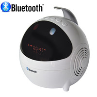 Wholesale High Quality Robot LED Bluetooth Wireless Speaker FM Radio USB TF MP3 Player Support