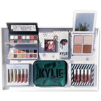 Wholesale Wine Opening Set - Kylie Christmas Collection Set Naughty & Nice Holiday Big Box Vacation edition bundle Don't Open it until Christmas Kylie Cosmetics