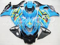 Wholesale Rizla K9 - 4 gifts New ABS Full Fairing Kits For SUZUKI GSX-R1000 GSX R1000 2009 2010 2011 2012 2013 2014 K9 GSXR 1000 09 10 11 12 13 14 RIZLA+
