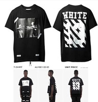 Wholesale Number 13 T Shirt - NEW men brand summer Pyrex 14 SS OFF WHITE OW T-shirts Number 13 Off-White C O Virgil Abloh Trend Tees T-shirt men clothing tops