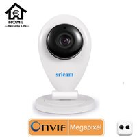 Wholesale HD Mini Wifi IP Camera Wireless P Smart P2P Baby Monitor Network CCTV Security Camera Home Protection Mobile Remote Cam
