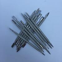 e zigarette vgo großhandel-e cigarette dabber tools titan tupfen nagel für wachsglas g5 vgo bratpfannenzerstäuber g Pro vaporizer pen