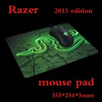 Wholesale Razer new Goliathus Control Speed Mouse Pad Mat large Gaming Edition locking edge