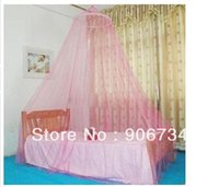outdoor canopy designs - Pink Design Outdoor Use Round Lace Insect Bed Canopy Netting Curtain Dom Mosquitoe Net