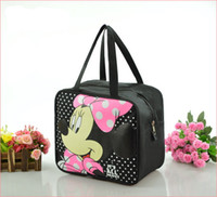 Wholesale New Cute Cartoon Lancheira Cooler Insulated For Kids Women Men Thermal Insulation Lunch Storage Bags KT