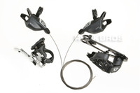 Wholesale New Groupset X7 Front Rear Derailleur X7 Trigger Shifters x S For SRAM