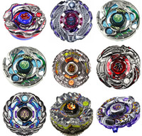 Wholesale Beyblade Phoenix - 8pcs lot 9 Different style Metal Beyblade Thief Phoenix   Phoenic E230GCF Zero-G Shogun Steel Beyblade BBG-09 - USA SELLER