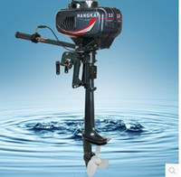 Wholesale Hang Kai four stroke HP outboard outboard motor boats fishing boats kayak boat outboard outboard motor