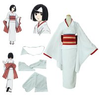 Wholesale Ladies Christmas Clothes - Customized Noragami Nora Costume Cos High Quality Ladies kimono Cosplay Custom-Make Clothing For Christmas & Halloween drop shipping