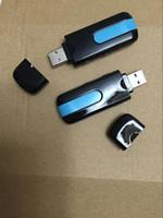 mini u8 toptan satış-MINI DV U8 HD Mini USB Disk Kamera mavi U8 CCTV DVR Hareket Algılama Kamera desteği TF kart
