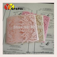 Wholesale Video Greeting Card Wedding - luxury wedding card invitation invitation lcd video greeting cards