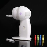 Wholesale Ear Wax Vac - Ear Vacuum Cleaner Electronic Ear Cleaner Ear Wax Remove Wax Vac Removes Wax Safely Body Health Care H14039