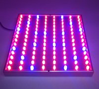 Wholesale Led Grow Lights China - China Factory Offer 50W 55W LED Grow Light Square Panel 630nm 460nm 610nm 14000K for Commercial Lettuce, Orchids, Rose, Strawberry