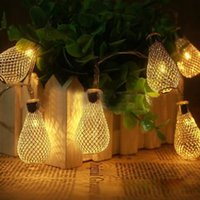 Cheap Black Friday 20 Led Balls Moroccan Batteries String Lanterns Led Fairy Lights Outdoor Garden Party