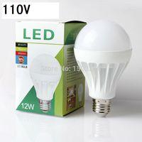 Wholesale Energy Saving Lamp Bulb - Wholesale High Bright E27 B22 5W 7W 9W 12W 15W 110V LED Bulb 5730 SMD LED Warm Cool White Energy Saving led globe bulb Light Lamp