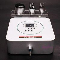 Wholesale Tripolar Portable - Mini Portable tripolar RF lifting Radio Frequency 40K Ultrasonic Liposuction Cavitation Slimming machine Wrinkle Removal Skin Care Equipment