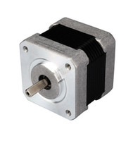 Wholesale Nema Stepper - New Leadshine 42HS02 High Performance 2-Phase NEMA 17 Hybrid Stepper Motor with 31.2 OZ-IN Torque (0.22 N.m) CNC Motor