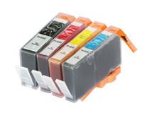 Wholesale Hp 5525 Printer - 4 ink cartridge with chip full of ink for HP655 HP 655 Deskjet Ink Advantage 3525 4615 4625 5525 6520 6525 Printer Europe