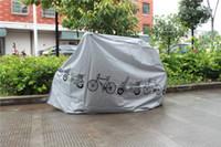 bisiklet su geçirmez toz örtüsü toptan satış-DHL Bisiklet Bisiklet Toz Kapağı Bisiklet Yağmur Ve Toz Koruyucu Kapak Su Geçirmez Koruma Garaj 15 adet / grup 1203 # 03