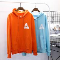 Wholesale Long Cooler - New Men's Orange Blue Hoodies Loves Palace Sweatshirts Causal Hip Hop Cool Brand Designer Men's Jesus Cotton Hoodie Tops