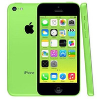 Wholesale apple iphone 5c online - Brand New Original Refurbished Apple iPhone C IOS8 inch Retina G LTE Smartphone