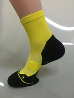 Wholesale Wholesale Lycra Socks - New USA Professional Elite Basketball Socks Crew Athletic Sport Socks Men Fashion Compression Thermal Winter Socks wholesales